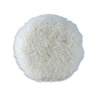 Lake Country White Genuine Sheepskin 90 Mm