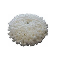 Lake Country White Tufted Foam Polishing Foam Pad 190 Mm