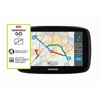 "Tomtom Go 510 5"" Ekranlı Trafikli + Dünya Haritalı Navigasyon Cihazı"