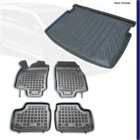 Chevrolet Cruze 3D Paspas + Bagaj Havuzu (İnce Stepne) 2009-12