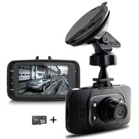 Junglee C2 1080P Araç Kamerası+8 Gb Kart Hediyeli