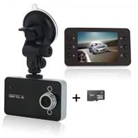 Junglee C-1 1080P Araç Kamerası+8 GB Kart Hediyeli