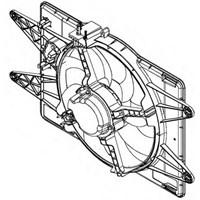J. Deus Ev832700 Fan Motoru Doblo 1.9D 01> (Ac) (Mek)