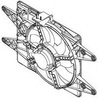 J. Deus Ev832800 Fan Motoru Davlumbazlı Doblo 01> 1.9D (Mek)
