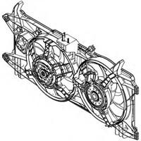J. Deus Ev847500 Fan Motoru Doblo 01> 1.9Jtd(Çift Motorlu) (Ac) (Mek)