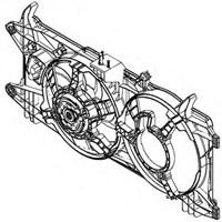 J. Deus Ev847600 Fan Motoru Doblo 01> 1.9Jtd(Çift Motorlu) (Mek)