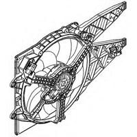 J. Deus Ev876700 Fan Motoru Grande Punto 07>1.4 (Ac) (Mek Otom)