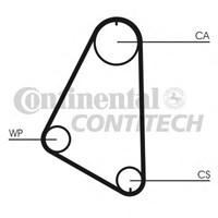 Contitech Ct526 Trıger Kayısı (101-170) Corsa 1,2 Ohc