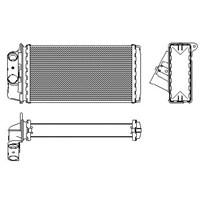 J. Deus Ra2110890 Kalorifer Radyatörü Palıo-Albea (248X132x33)
