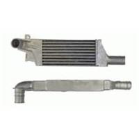 J. Deus 820M49a Turbo Radyatörü (Intercooler) Corsa C 1.7Dı-1.7Dtı 00=>(279X127x46)