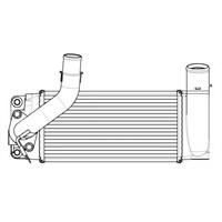 J. Deus Ra8280230 Turbo Radyatörü (Intercooler) Aurıs 1.4 D-4D 07=> (Mek.Şanz./ Ac /- ) (275X130x64)