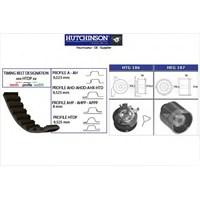 Hutchınson Kh194 Eksantrik Gergi Kiti (120X300) T5-Bora-Caddy Iıı-Jetta Iıı-Golf-Cordoba-Octavıa 1.4Tdı-1.9Tdı-2.0Tdı