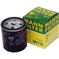 Mann Wk716 Yakıt Filtresi Mercedes 200-240-300-407 Serisi