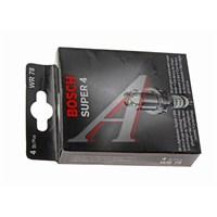Bosch 0242232504 Buji Süper4 Wr78 4 Tırnak Uno 70 1.4İ-Tmpr 1.4İ (0242232803)