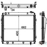 Bando 5Pk725 Kanallı Kayış P106-Saxo 1.6 (58343)