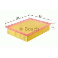 Bosch 1457433007 Hava Filtresi Astra F 1.4İ-1.6İ-1.7Td-1.8İ-2.0 (91-98) (Tüm Modeller)