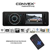 Navix Convex 3 İnç Ekranlı Bluetooth Usb Sd Oto Teyp