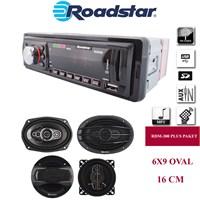 Roadstar Rdm-300 Ve Hoparlör Seti 1