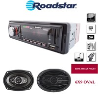 Roadstar Rdm-300 Ve Hoparlör Seti 2