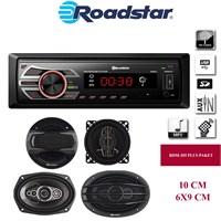 Roadstar Rdm-355 Ve Hoparlör Seti 4