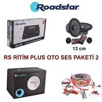 Roadstar Bas, Amfi, Mid Oto Ses Paketi 2