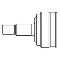 Gsp 859001 Aks Kafası Corolla ( 24 Dıs ) (To-002)