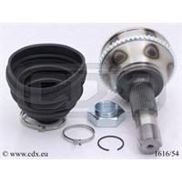Gsp 810050 Aks Kafa Tamır Takımı (Tek.Tarafı Freze Sayısı: 35, Tekerlek Tarafi Ic Freze:45, Conta Capı: 70 Mm, Mafsal Capı:(: 122 Mm) Ducato-Boxer-Jumper 18Q(16 Jant) (97-06)