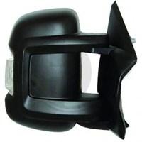 Lecoy E2309 Dıs Dikiz Ayna Sol (Elektrıklı-Isıtmalı) Boxer Iıı-Jumper Iıı-Ducato Iıı (Cıft Camlı) Manuel Katlanır Tıp-Sınyallı-Sıyah (06->)