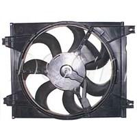 Hcc 977302F000 Klıma Fan Motoru Komple Cerato 04->