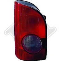 Pleksan 7600 Stop Lambası Sag H100 Ym Mınubus 97- Duysuz