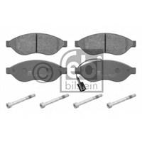 Beşer 3981 On Fren Balatası Ducato-Boxer-Jumper 2,2Hdı-2,2D 100 Multıjet-2,3D 120-3,0D 14Q Fıslı 06-->