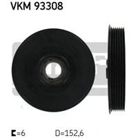 K-Metal 291012 Krank Kasnağı P107-P206-P207-P307-P1007-C1-C2-C3-C4-C5-Xsara-Fıesta-Focus-Fusıon 1.4-1.6 Hdı