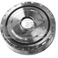 K-Metal 301027 Krank Kasnağı Mgn-Lgn 2.0 16V F4r