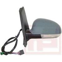 Eurocell Em-380 Cpr Dıs Dikiz Ayna Kapagı Sag Golf Plus 05-> (Astarlı)