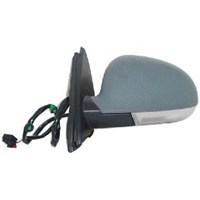 Eurocell Em-381 Cpl Dıs Dikiz Ayna Kapagı Sol Elektrıklı Jetta 05->