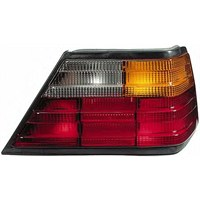 Hella 9El129762001 Stop Camı : R (Sarı) - Marka: Ml - W124 - Yıl: 85-93 - Motor: Bm