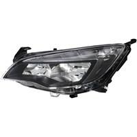 Hella 1Eg010011351 Far Komple : L Tanım Ary Gündüz Sürüş Lambalı - Marka: Opel - Astra J - Yıl: 12- - Motor: Bm