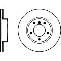 Textar 92055603 Marka: Bmw - E36/46 - Yıl: 00-05 - Ön Disk Ayna - Motor: Bm