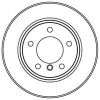 Bsg 15210008 Marka: Bmw - E81/87 - Yıl: 06-11 - Ön Disk Ayna - Motor: N43-45