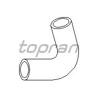 Bsg 65720109 Motor Üst Havalandırma Hortumu - Marka: Opel - Astra G/Corsa C/Vectra C - Yıl: 96-04 - Motor: X14xe-Z14xe-X16xel-Z16xe