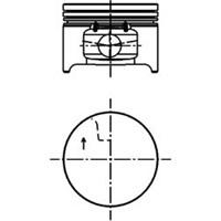 Mahlep 0222700 Motor Pıston+Segman Clıo Iı (98-05)-Logan 04=> Sandero 08=> Solenza 03=> 1.4 K7j (79,50)
