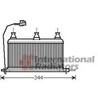 Behr 8Fh351312151 Marka: Bmw - E60/61/63/64 - Yıl: 03-10 - Kalorifer Radyatörü - Motor: M57n