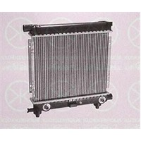 Bsg 60520016 Radyatör 290X348x32 - Marka: Ml - W124-201 - Yıl: 83-93 - Motor: M102
