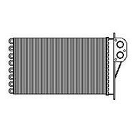 Behr 8Fh351311341 Kalorifer Radyatörü - Marka: Pejo - - Yıl: 99- - Motor: 1,4 Hdı