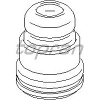 Üç-El 41673 Amortisör Takozu Ön P407 2.0 Hdı-2.2 16V-2.7 Hdı 3.0 V6 (Pur) (Orjinal)