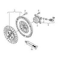 Luk 510015810 Debriyaj Bilya (Hidrolik) - Marka: Vw - Amarok - Yıl: 10- - Motor: 2,0Tdı-2,0Bıtdı