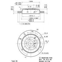 Elrıng 257212 Marka: Bmw - E81/82/87/88/90/91/92/93/60/F10/01/02/X5/X6 - Yıl: 04-12 - Eksantrik Kapak Conta - Motor: N47-57