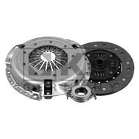 Luk 620013316 Debriyaj Seti - Marka: Vw - A80/A100 - Yıl: 75-89 - Motor: 1,6D