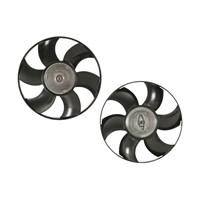 Bsg 60505007 Fan Termiği : Pervane Komple - Marka: Vw - Crafter - Yıl: 06-10 - Motor: Bjk Bjl Bjm