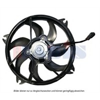 Oe-Psa 1253K4 Fan Motoru - Marka: Peugeot Citroen - 307/C4 - Yıl: 04-